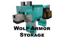狼铠 (Wolf Armor and Storage)